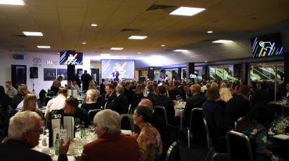 Behind The Scenes At The Derby County Community Trust Awards