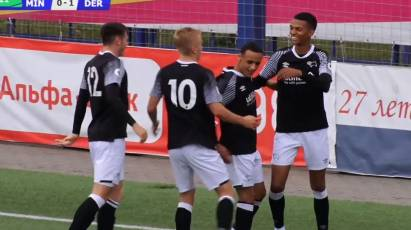 Young Rams Build Commanding First Leg Lead In Belarus
