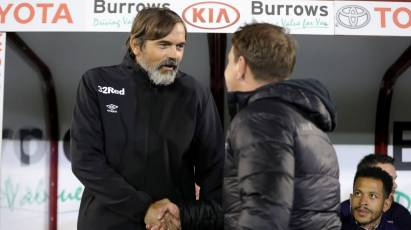 Cocu 'Disappointed' As Derby Let Lead Slip Late At Oakwell