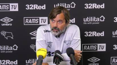 Cocu Addresses The Media Ahead Of Luton Town Clash