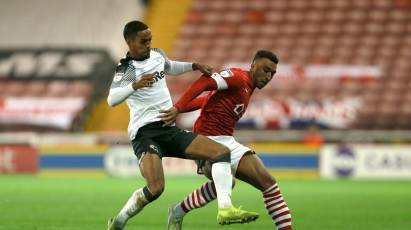 Relive Derby County's Clash With Barnsley In Full