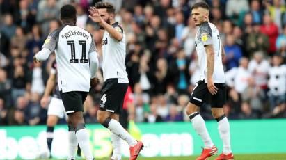 Watch The Full 90 Minutes From Derby's Clash Against Luton Town