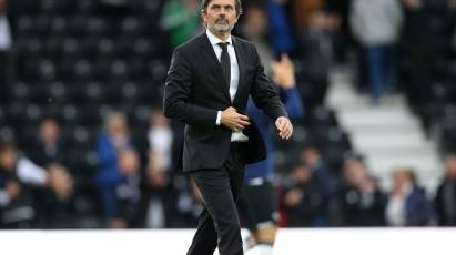 Cocu Confident Derby's Youngsters Are Moving In The Right Direction
