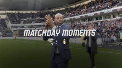 Matchday Moments: Derby County 2-0 Luton Town