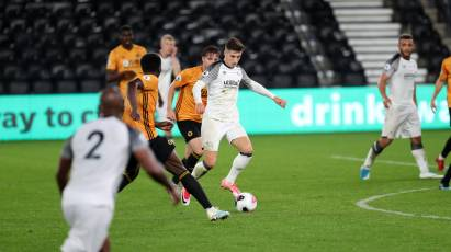 Relive The Full 90 Minutes From Derby County U23 Fixture Against Wolves