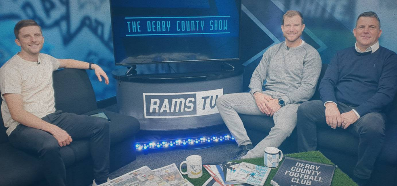 The Derby County Show: Episode 12