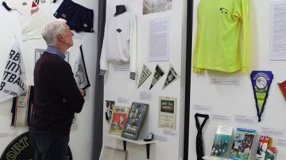 View Derby County Memorabilia At The Market Hall