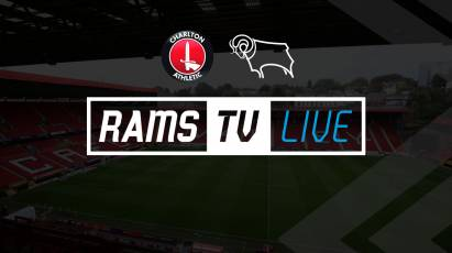 Charlton Athletic Vs Derby County Available To Watch Outside Of The UK On RamsTV