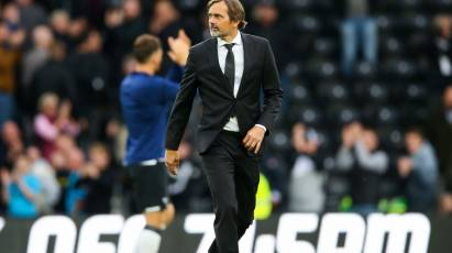 Upbeat Cocu Challenges Derby To Continue Good Run