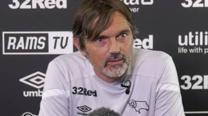 Cocu Addresses The Press Ahead Of Charlton Athletic Clash