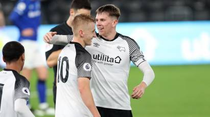 Relive The Full 90 Minutes As Derby County U23s Hosted Everton