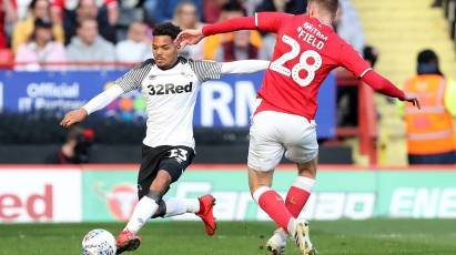 Watch The Full 90 Minutes As Derby County Took On Charlton Athletic
