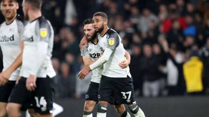 IN PICTURES: Derby County 1-0 Wigan Athletic