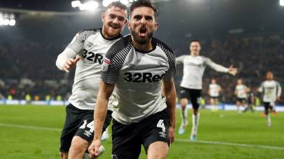 Shinnie Delighted To Net Late Winner For Rams Against Wigan