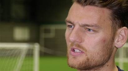 Martin In Confident Mood Ahead Of Trip To Hull City