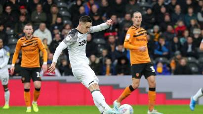 Rams Suffer 2-0 Defeat To Hull At The KCOM