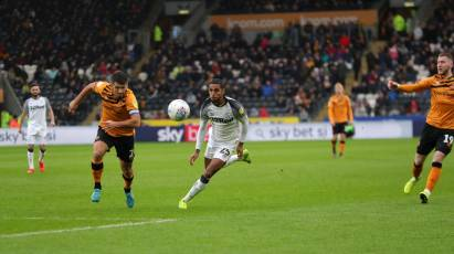 Watch The Full 90 Minutes From Derby's Trip To Hull City