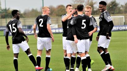 U23 Highlights: Brighton And Hove Albion 1-2 Derby County