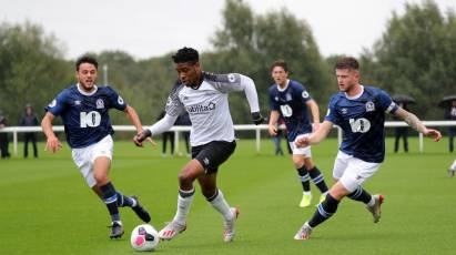 U23s Beaten By Birmingham City In Premier League Cup