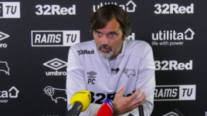 Watch Phillip Cocu's Press Conference Ahead Of Middlesbrough Clash
