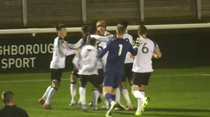 U23 Highlights: Derby County 2-2 Wolves