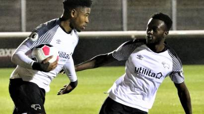 Relive Derby County Under-23s' Dramatic Late Draw With Wolves Under-23s