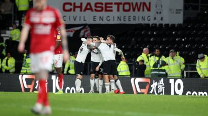 IN PICTURES: Derby County 2-0 Middlesbrough