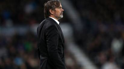 Cocu Encouraged By Derby's Attacking Quality