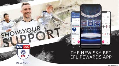 Show Your Support For The Rams By Downloading EFL Rewards App