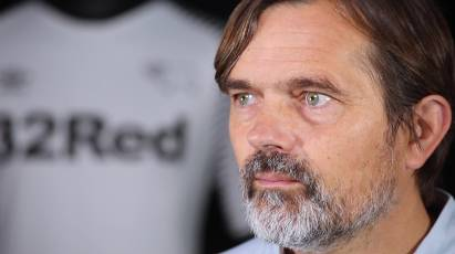 Cocu In High Spirits Ahead Of East Midlands Derby Clash