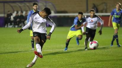 Rewatch The Full 90 Minutes Of Derby County U23 Clash Against Feyenoord