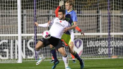 U23 Highlights: Derby County 2-1 Feyenoord