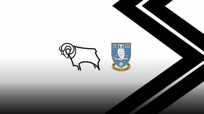 Less Than A Week To Go Until Derby Are Back In Action At Pride Park Against Sheffield Wednesday