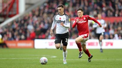 Watch The Full 90 Minutes As Derby County Faced Nottingham Forest