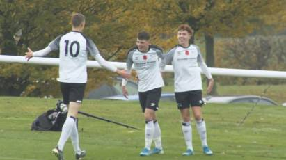 U18 Highlights: Derby County 5-0 Wolverhampton Wanderers