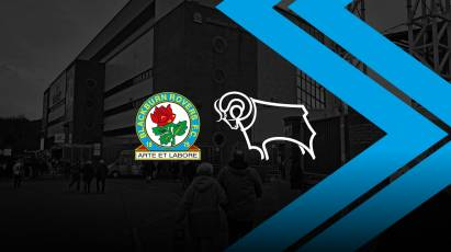Tickets For Derby's Trip To Blackburn Rovers On Sale To Away Members