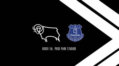 Support Derby's Under-18s In FA Youth Cup For Free At Pride Park Stadium Tonight