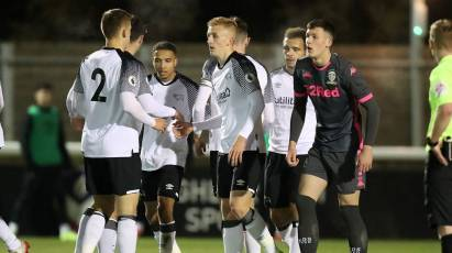 U23s Stun Leeds With 7-1 Victory In Premier League Cup
