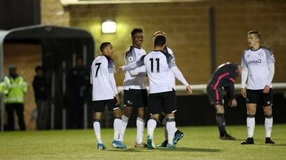 Watch The Full 90 Minutes As Derby County U23s Faced Leeds United