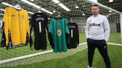 RamsTV Meets: Shay Given (Part Two)