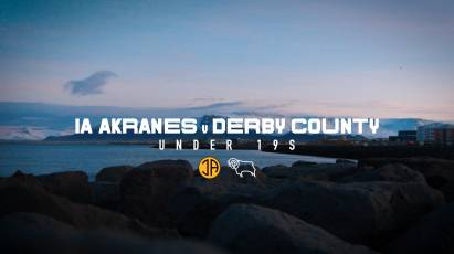 Access All Areas: IA Akranes U19 1-2 Derby County U19