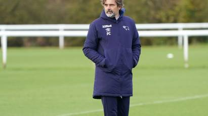 "Cocu: ""We're Trying To Build A Derby County Model"""
