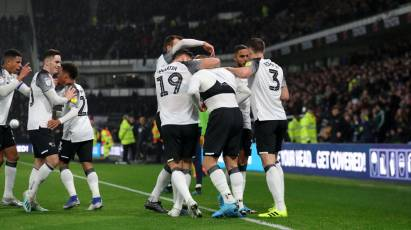 HIGHLIGHTS: Derby County 1-0 Preston North End