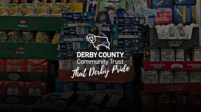Rams Fans Urged to Support Derby County's Homeless Collection This Week
