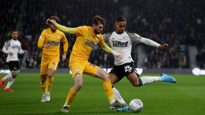 Lowe Determined To Turn Derby's Away Form Around
