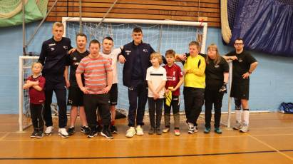 Young Derby Duo Visit Popular DS Active Session