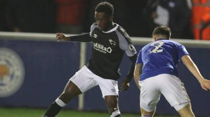Watch The Full 90 Minutes As Derby County Under-23s Faced Everton