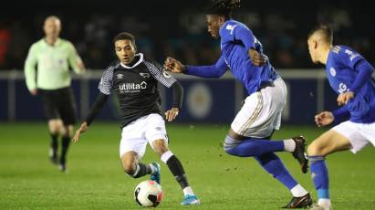 U23 HIGHLIGHTS: Leicester City 4-1 Derby County