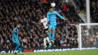 Watch The Full 90 Minutes From The Rams Trip To Fulham