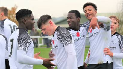 U18s Travel To Face League Leaders Manchester City